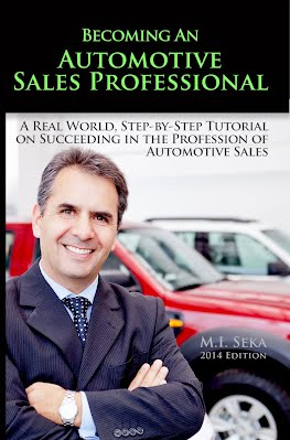 Purchasing Becoming An Automotive Sales Professional